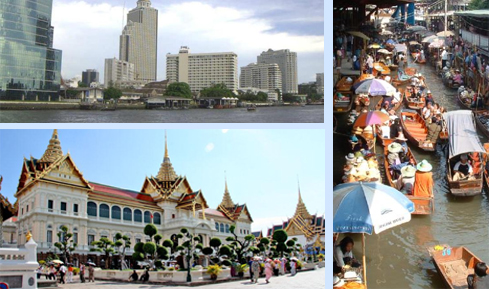 resa till bangkok
